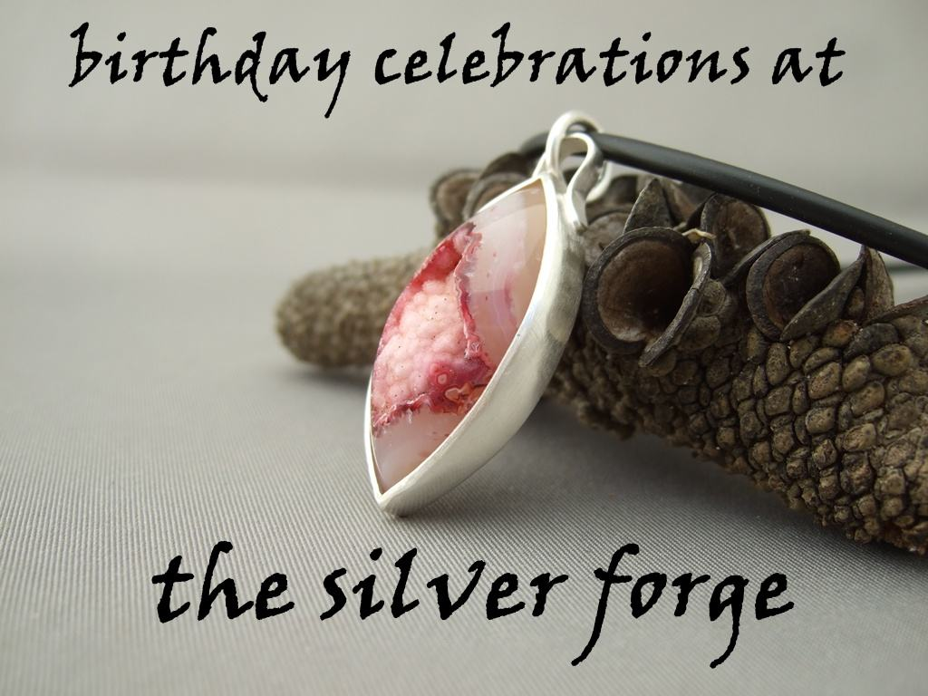 The Silver Forge Birthday Celebrations