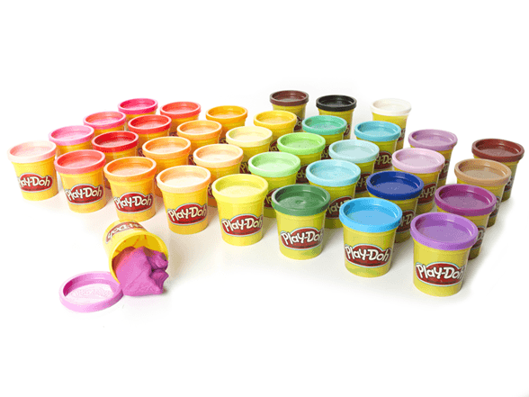 PlayDoh Colours
