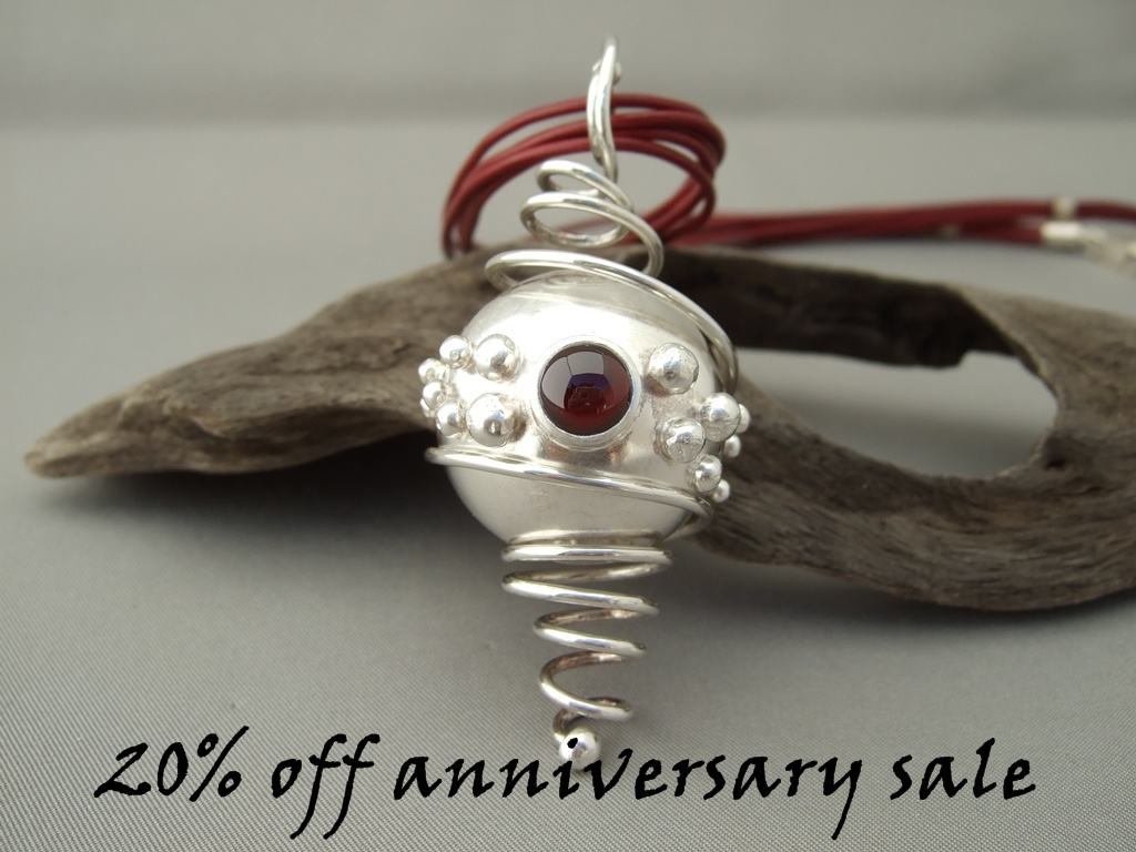 20 Percent Off - First Anniversary Sale