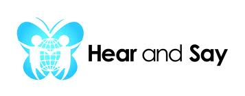 Hear and Say Logo