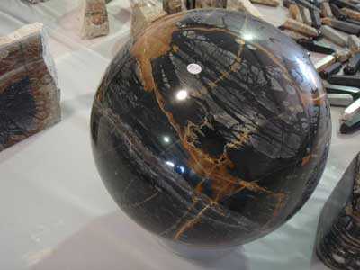Picasso Marble Sphere