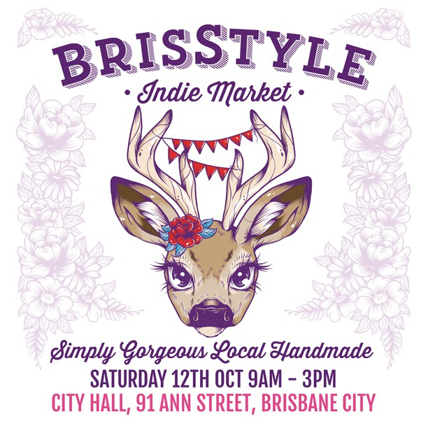 BrisStyle indie Markets Oct 13