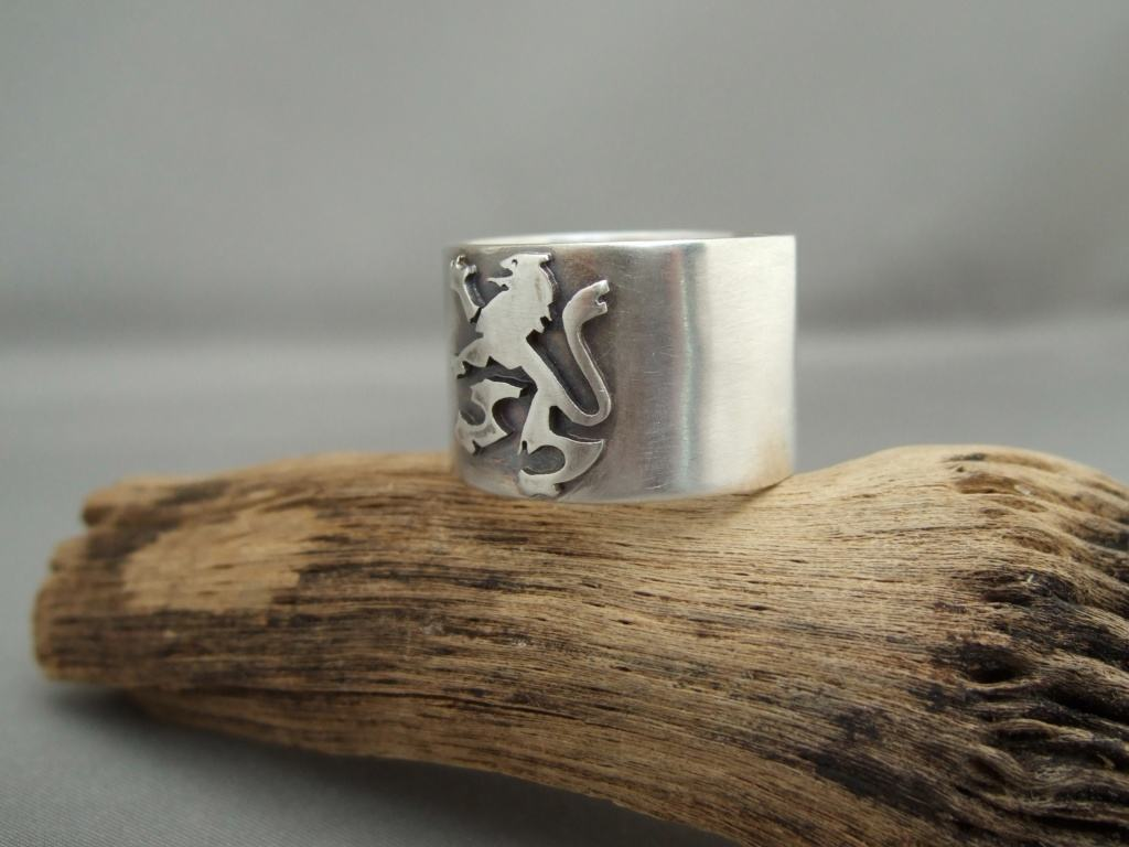 Gatecrasher Sterling Silver Ring