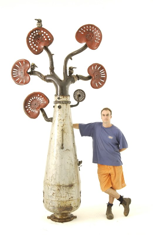 Bottle Tree - Christopher Trotter - 2004