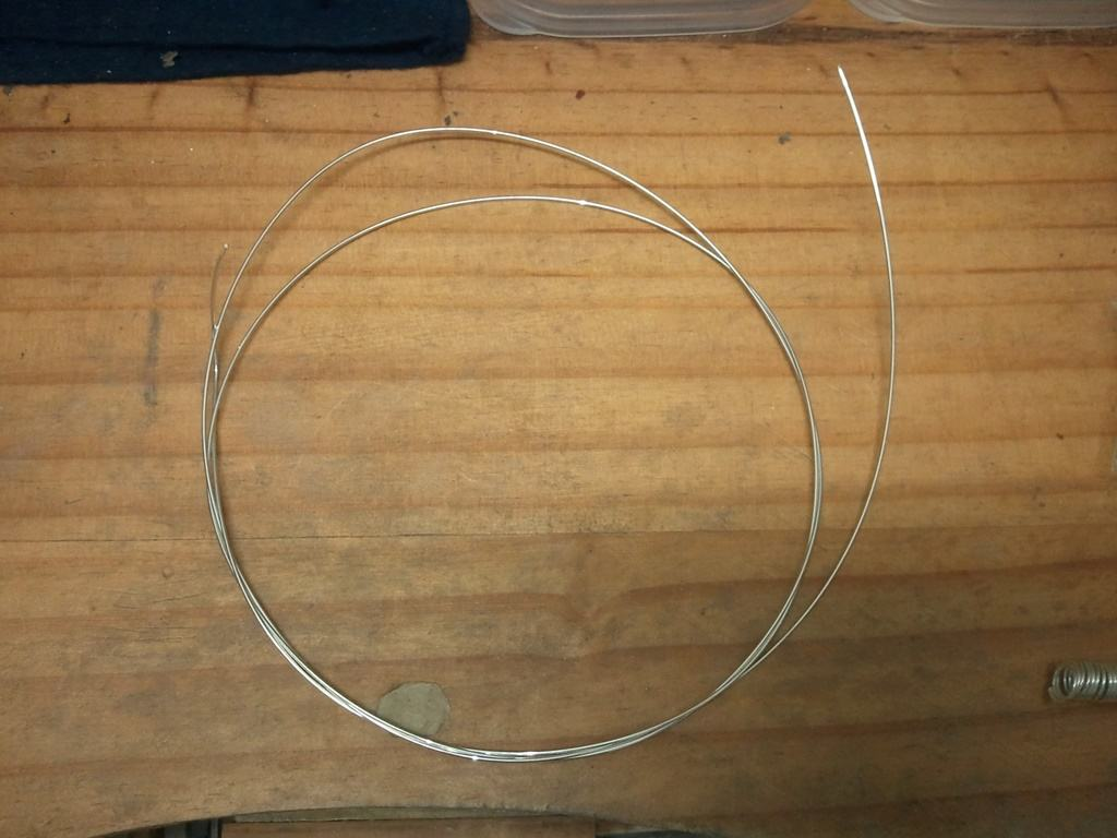 Making a sterling silver chain