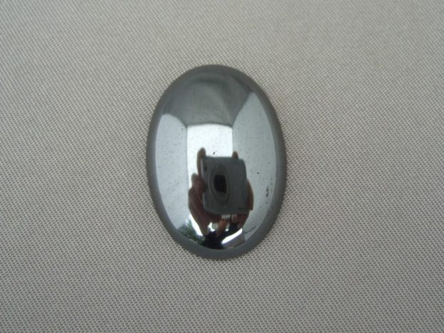 Medium Haematite Cabochon