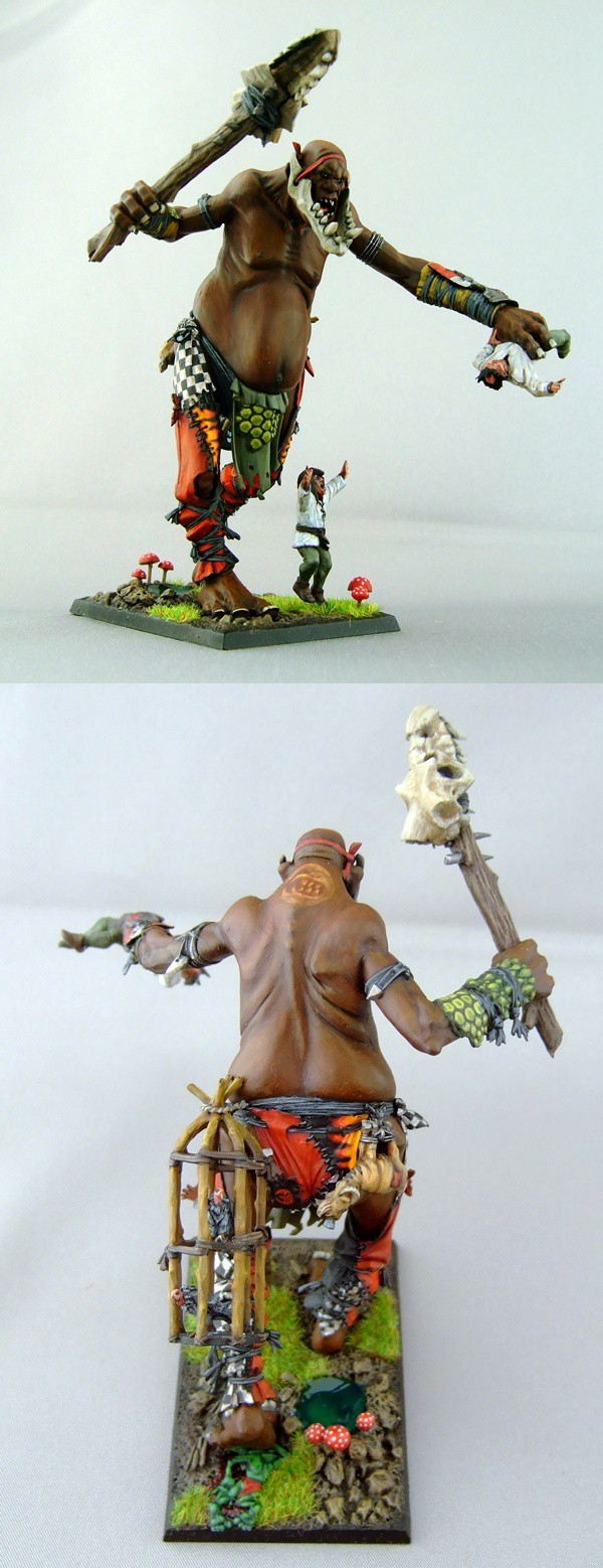 Warhammer Night Goblin Giant
