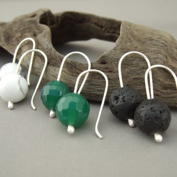 Mineralist Earring Collection