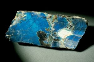 Labradorite (photo credit Calvin Nicholls)