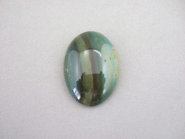 Willow Creek Jasper Oval Cabochon