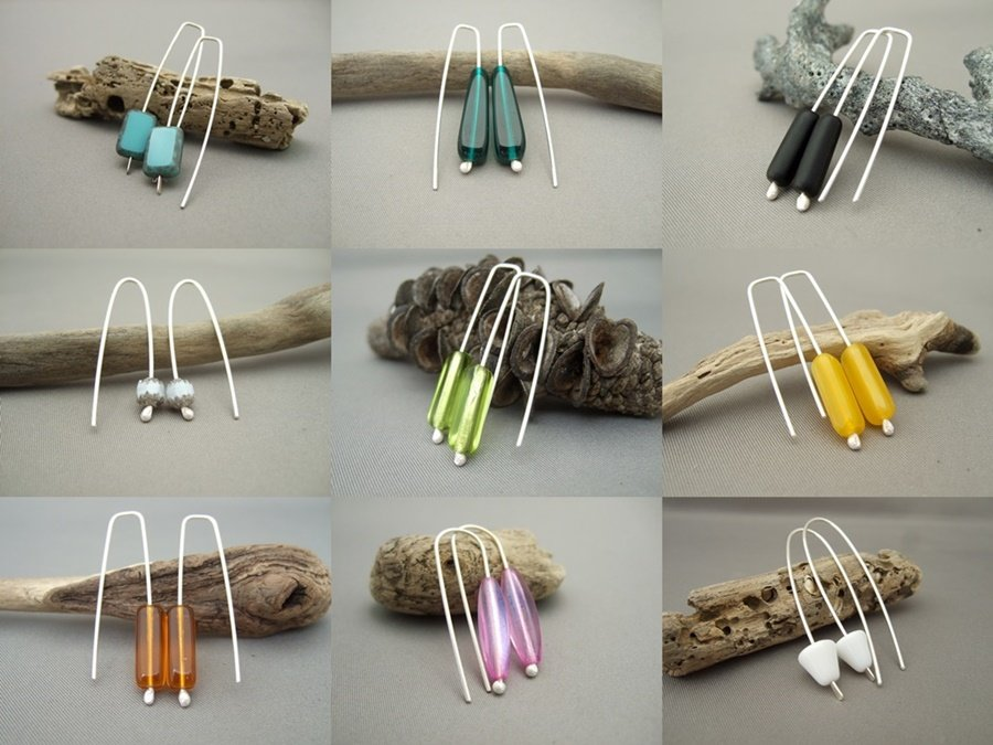 Earrings - Selection - Newsletter