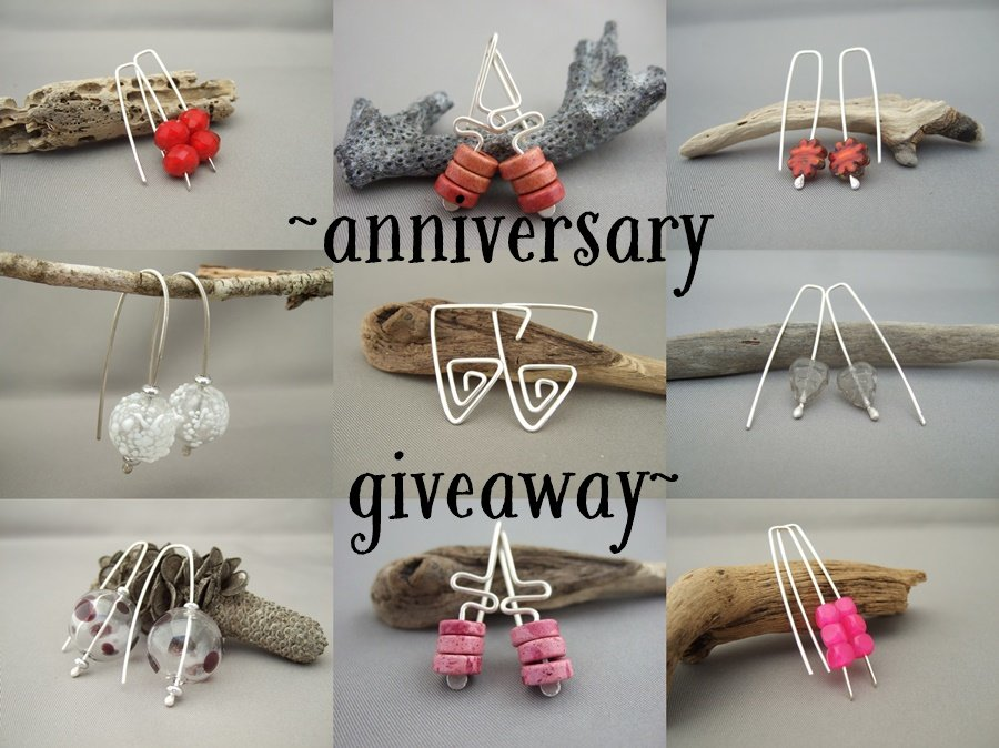 Fourth Anniversary Giveaway