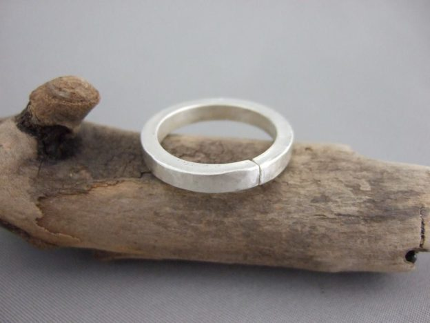Tuareg Style Sterling Silver Ring
