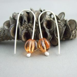 Rock Melon Earrings