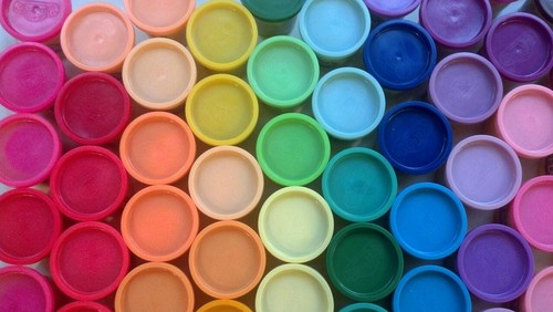 Colour The Wonders Of Playdoh The Silver Forge